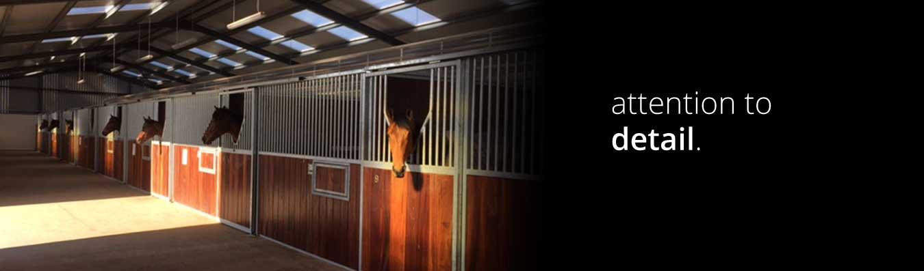 Gaybrook Lodge breeze up stables